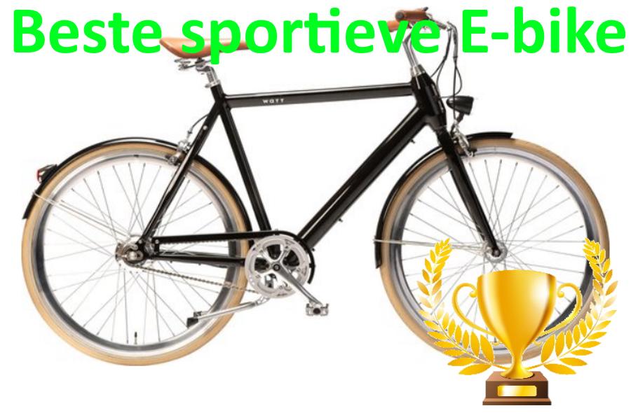 Beste Elektrische sportieve fiets